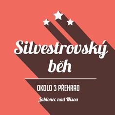 Logo Silvestrovský běh okolo 3 přehrad
